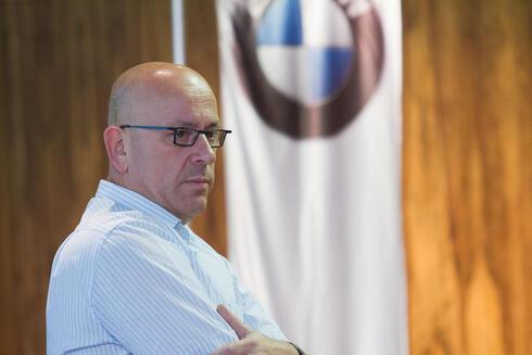 Delek Motors CEO Gil Agmon. Photo: Ronen Topelberg
