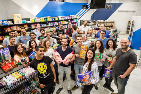 Trigo employees Photo: Nir Ben Tzvi