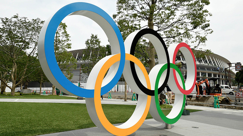 Tokyo Olympics. Photo: Reuters