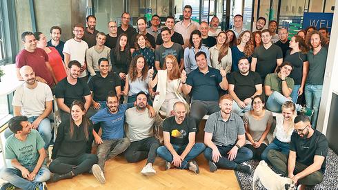 Verbit employees Photo: Amit Sha'al