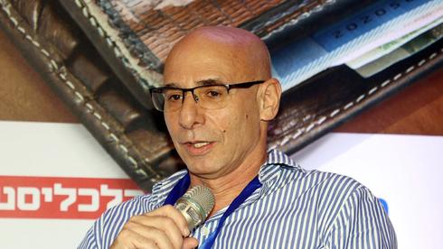 Chairman of the First Digital Bank Shuki Oren. Photo: Yariv Katz