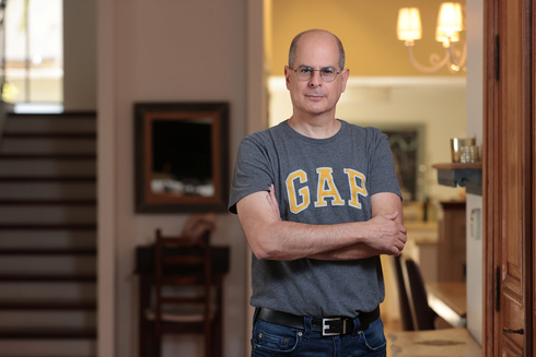 Eran Gorev, President of Israel and Senior Operating Partner at Francisco Partners Photo: Orel Cohen