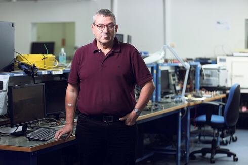 Gideon Ben Zvi, Valens CEO Photo: Orel Cohen