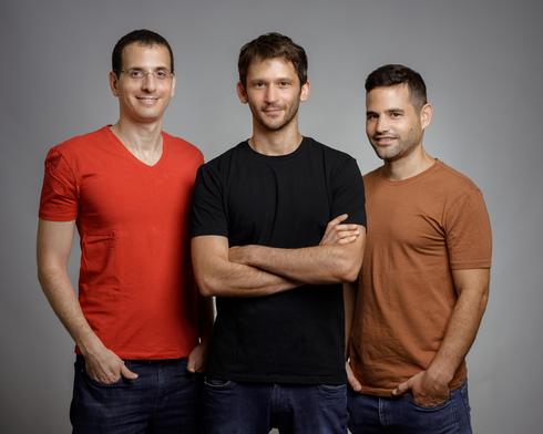 GrowthSpace co-founders. Photo: Doron Letzer