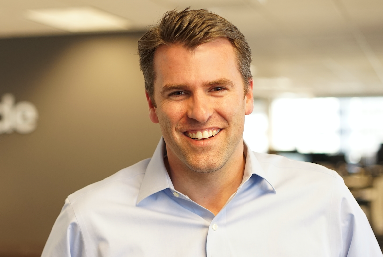 CEO of Chorus.ai Jim Benton who will become ZoomInfo's Senior VP for emerging products.  Photo: Courtesy