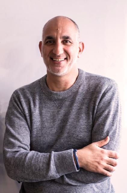 Ronni Zehavi, Hibob CEO and co-founder. Photo: Rotem Lahav