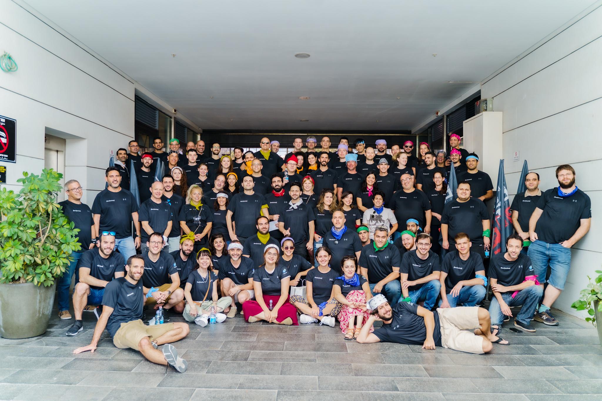 OwnBackup employees. Photo: Buxa