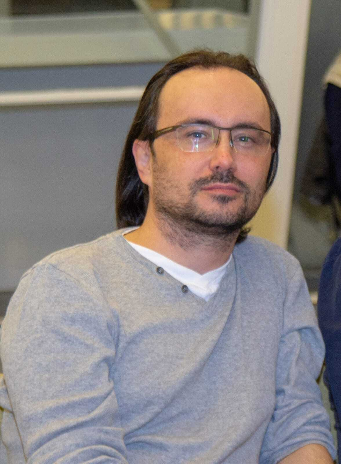 Dr. Oleg Komlik, Head of the Management and Human Resources Track at the College of Management's School of Behavioral Sciences Photo: Courtesy