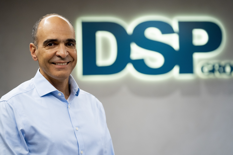 DSPG CEO Ofer Elyakim Photo: Liran Shemesh